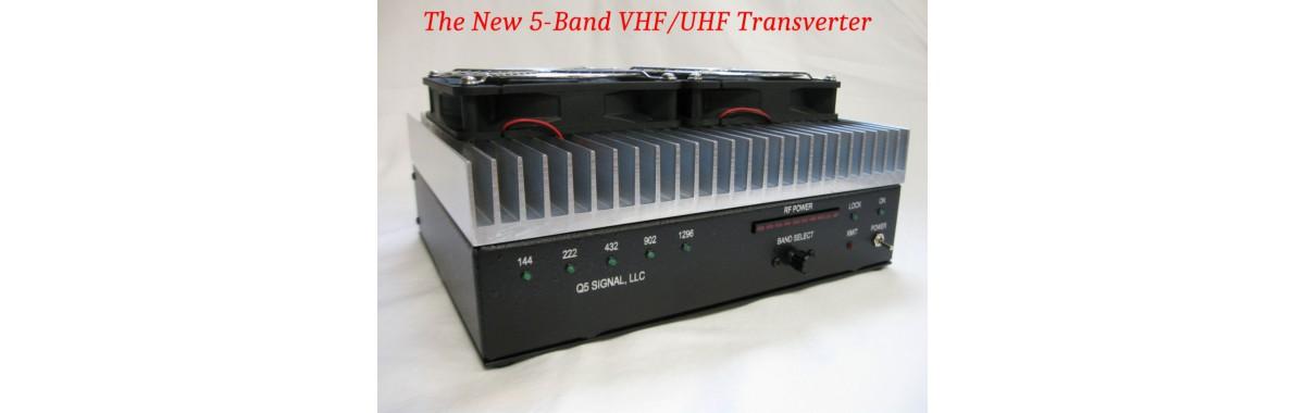 5-Band VHF/UHF Transverter